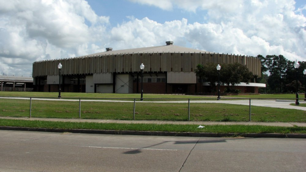 Blackham Coliseum