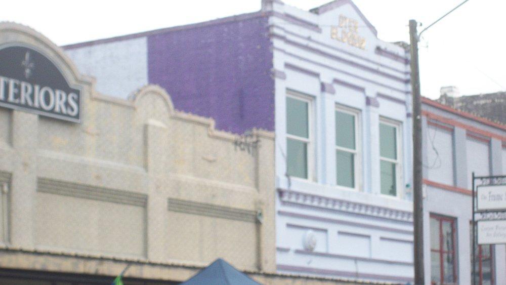 Downtown Morgan City