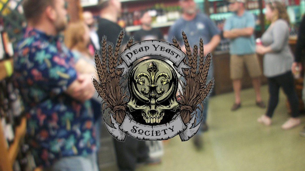 July 2019 Minutes of the Dead Yeast Society